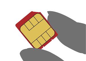 XperiaはSIMカードを取り外せば再起動できる