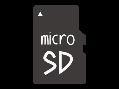 マイクロSDの見方がわからない!