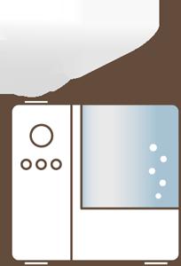 超音波式加湿器は菌をばら撒く?