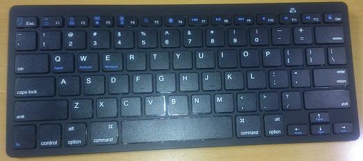 購入したキーボード